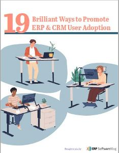 19 Brilliant Ways to Promote ERP & CRM User Adoption