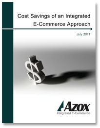 Cost Savings of an Integrated E-Commerce Approach