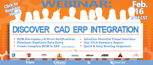 CADLink: Integrates CAD with ERP