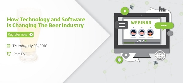 Webinar: How Technology and Software Is Changing The Beer