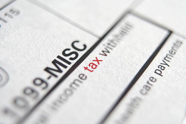 1099-MISC Changes