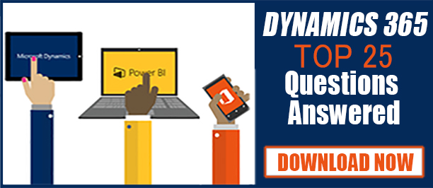 Dynamics 365 Questions and Answers