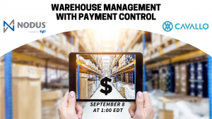 Warehouse Management with Payment Control