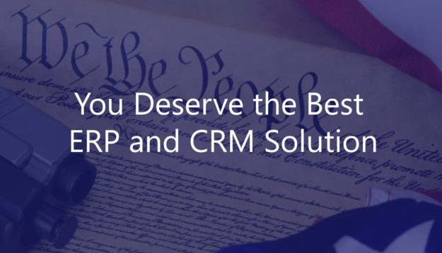 Salesforce bans gun CRM, JourneyTEAM Microsoft Partner CRM