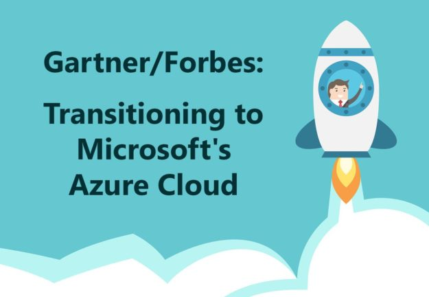 Transitioning to Microsoft's Azure cloud