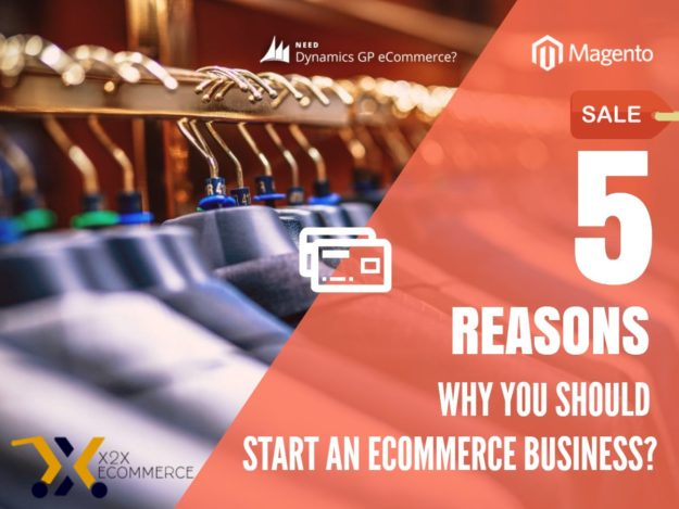 why start eCommerce Business