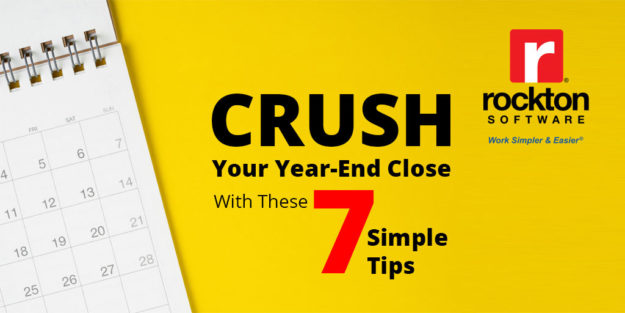 7 Tips for Year-End Close in Dynamics GP