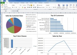 Analysis Cubes for Microsoft Dynamics GP and Excel