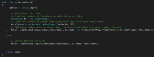 Connecting to and using the REST API in Power BI - ERP