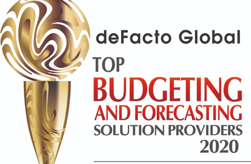 deFacto Global Listed as Top Budgeting & Forecasting Solution Providers of 2020 by CFO Tech Outlook