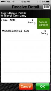 Barcode Acquire