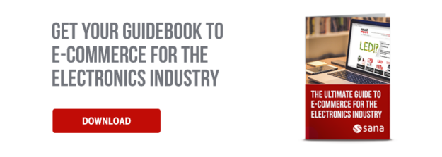 E-commerce for the electronics industry ebook