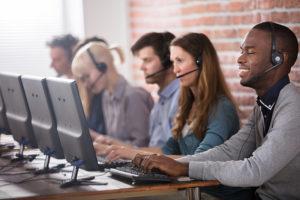 B2B e-commerce sales: customer service