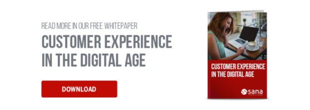 Sana Commerce Customer Experience White Paper