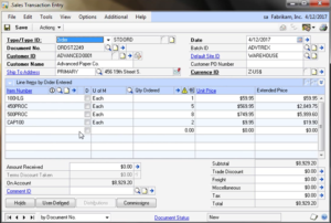 2 Easy Steps to Copy and Paste Sales Orders from Excel to
