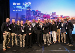 Acumatica Partner of the Year