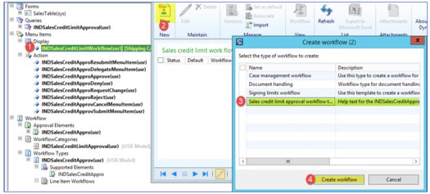 Creating Custom Workflows in Dynamics AX 2012 | Indusa
