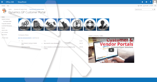 DP-customer-portal
