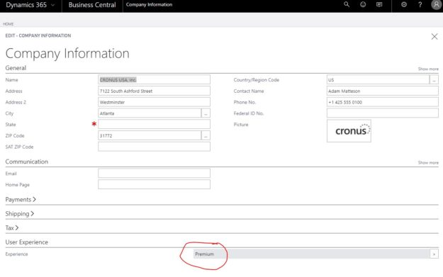 Dynamics 365 Business Central: How to Get a Premium Trial