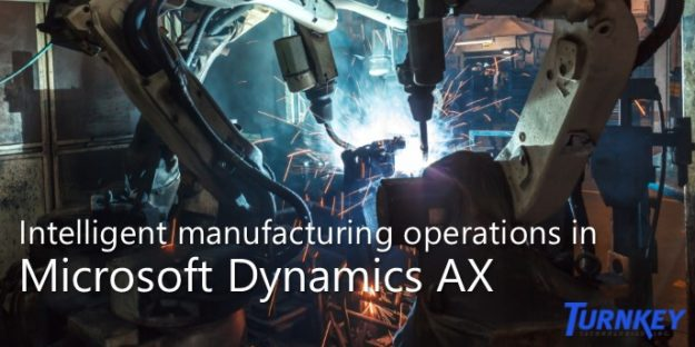 Automotive Financial Services >> Microsoft Dynamics AX - Intelligent and Agile ERP for Manufacturing