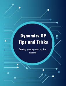 Dynamics GP tips & tricks white paper cover