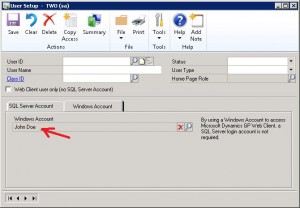image 6 - How to Resolve the Active Directory GUID of a GP Web Client Enabled User Account