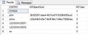 image 7 - How to Resolve the Active Directory GUID of a GP Web Client Enabled User Account
