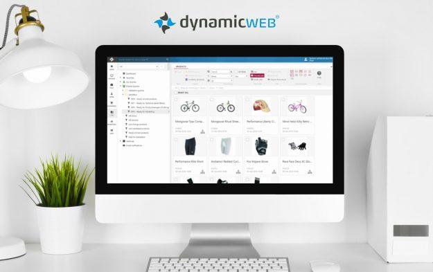 Dynamicweb PIM for Microsoft Dynamics 365, NAV and AX