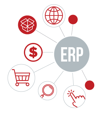 ERP Connected E-Commerce