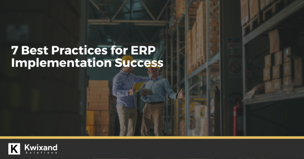 ERP Implementation Success