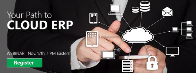 GP, Microsoft Cloud ERP