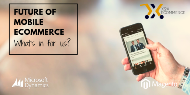 eCommerce - Future of Mobile eCommerce