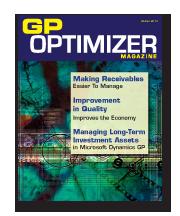 GP Optimizer Winter 2013 Edition