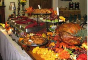 Thanksgiving Day Dinner VS. ERP Project