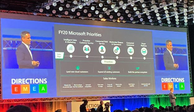 Microsoft demonstrated their commitment to Dynamics 365 Business Central at the Directions EMEA conference in Vienna in 2019