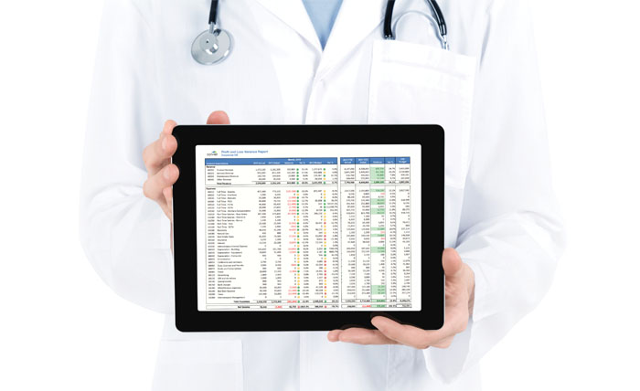 Healthcare Reporting