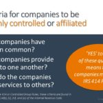 IRS Controlled Group Rules_Integrity Data ACA Compliance