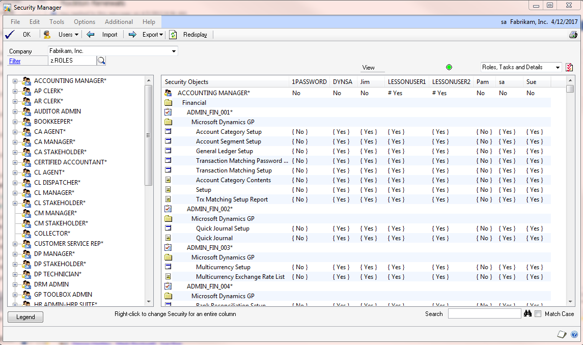 Image 3 - Security Manager