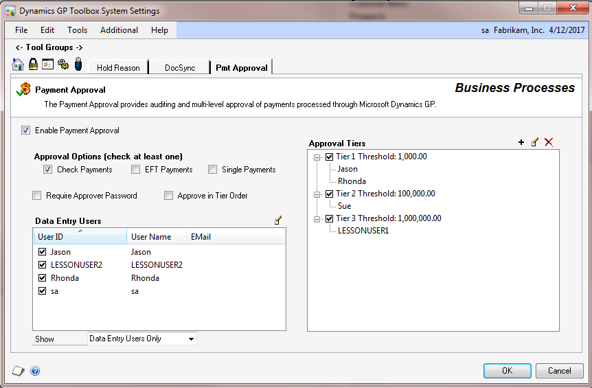 Image 6 - Payment Approval