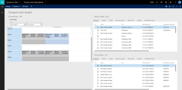 Warehouse management tools