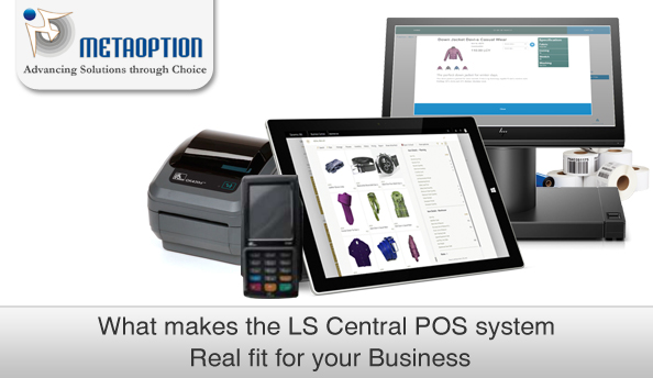 LS Central POS system