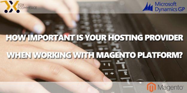 eCommerce Magento Platform