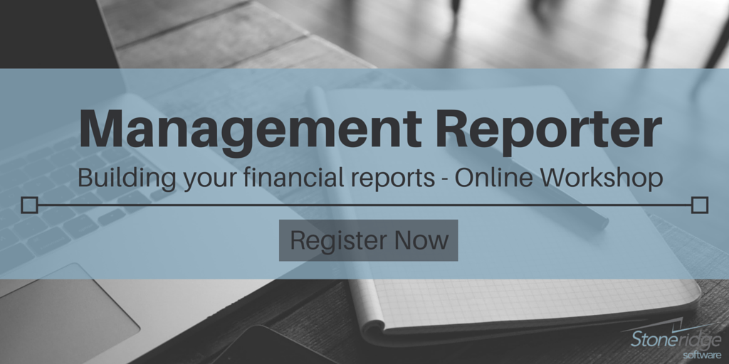 Management Reporter Register now