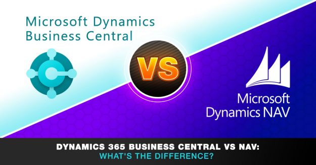 Microsoft Dynamics 365 Business Central vs Nav - what's the difference? Bam Boom Cloud