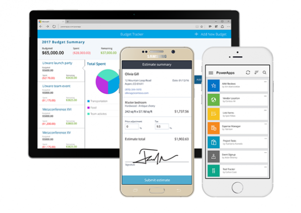 ERP Mobility