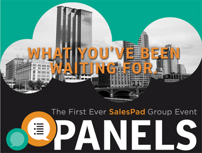 SalesPad, PANELS, Dynamics GP Event