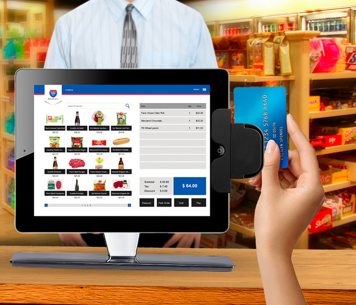 Integrated Mobile POS for Magento