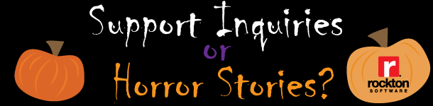 Support Inquiries or Horror Stories?