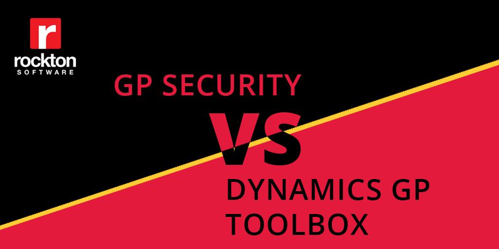 GP Security versus Dynamics Toolbox