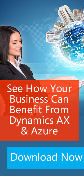Benefits of Dynamics AX (7) In the Cloud